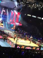 Arena Mexico!